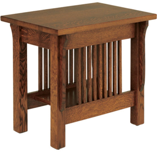 Amish Landmark Small End Table