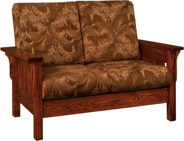 Amish Landmark Loveseat
