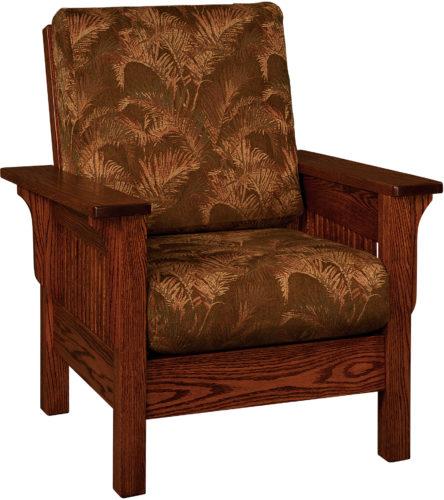 Amish Landmark Living Room Chair