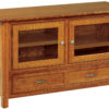 Amish West Lake Small TV Cabinet