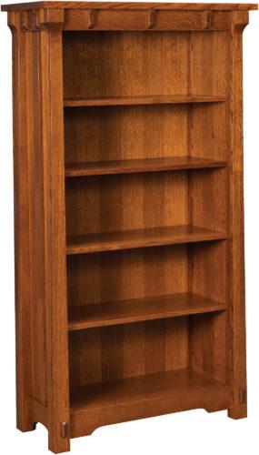 Tall Manitoba Bookcase