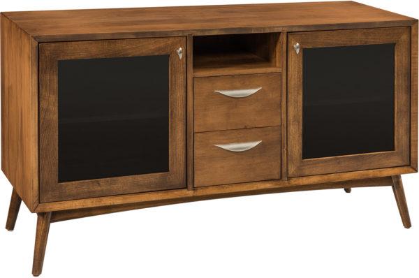 Amish Century 54 Inch TV Cabinet