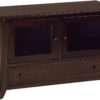Amish Caledonia Small 49 Inch TV Cabinet