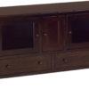 Amish Caledonia Medium 60 Inch TV Cabinet
