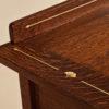 Amish Mesa Inlay Detail