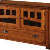 Amish Brayfort Small TV Cabinet