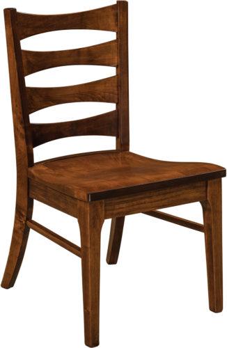 Amish Armanda Side Chair