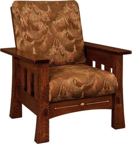 Amish Mesa Living Room Chair