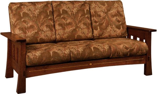 Amish Mesa Mission Sofa