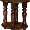 Amish Empire End Table