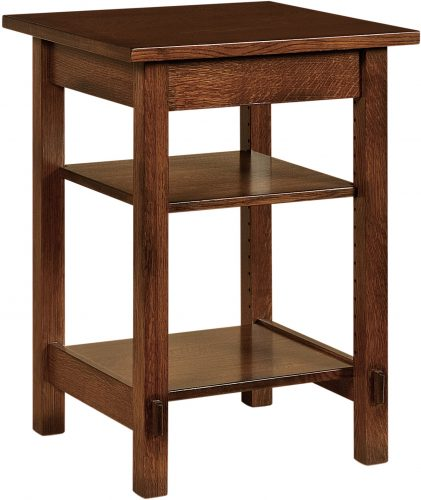 Amish Springhill Printer Table