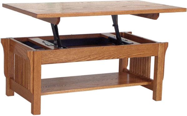 Amish Landmark Lift-Top Coffee Table