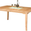 Amish Broadway Leg Dining Room Table