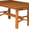 Amish Bridgeport Dining Room Table