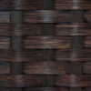 Amish Dark Woven Reed Basket