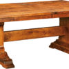 Amish Manchester Trestle Table
