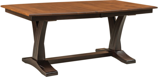 Amish Paris Trestle Dining Table