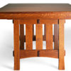 Amish Aspen Table Detail