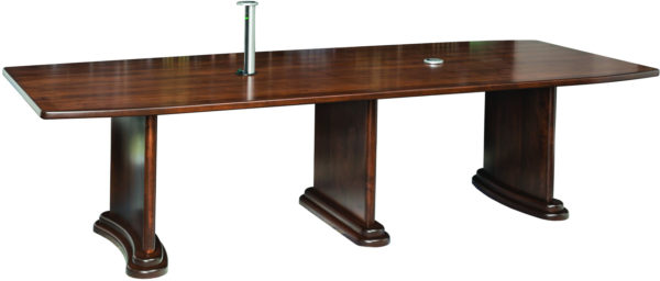 Amish Executive Office Table