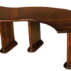 Amish Fan Executive Table S-Curve
