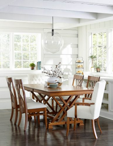 Amish Heyerly Dining Room Set