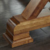 Amish Heyerly Dining Table Base