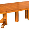 Amish Monteray Dining Table with Leaves