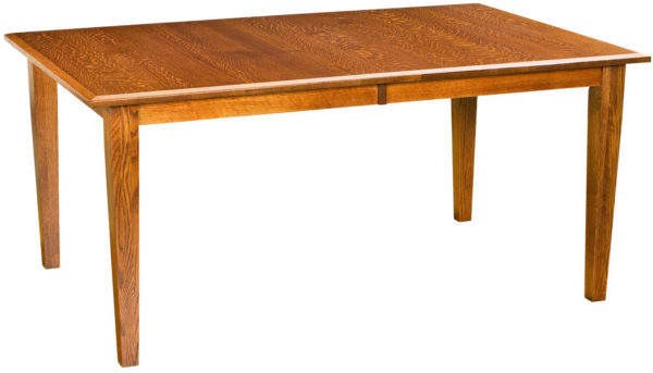 Amish Shaker Mission Dining Table