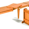 Amish Shelby Dining Bench