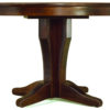 Amish Vintage Table Side