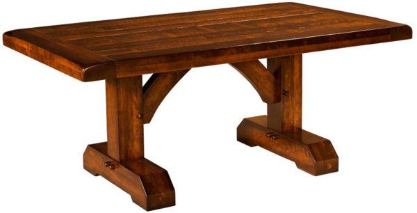 Amish Reagan Dining Table
