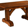 Amish Reagan Dining Table with Leaves