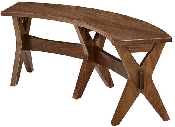 Amish Vadsco Dining Bench