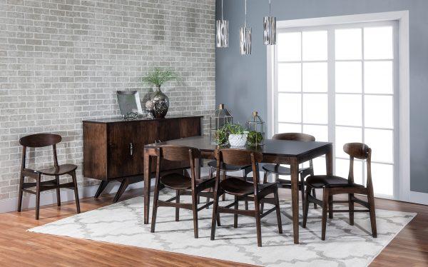 Amish Bedford Hills Dining Room Set
