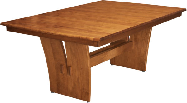 Amish Delphi Trestle Table