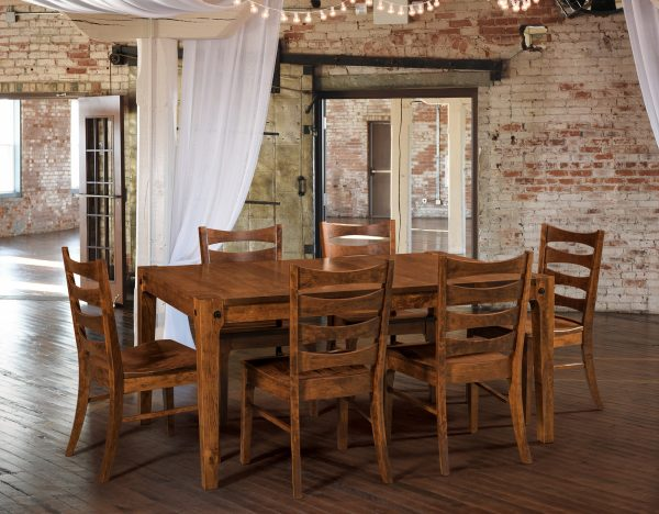Amish Durango Dining Room Set