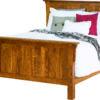 Custom Granny Mission Panel Bed