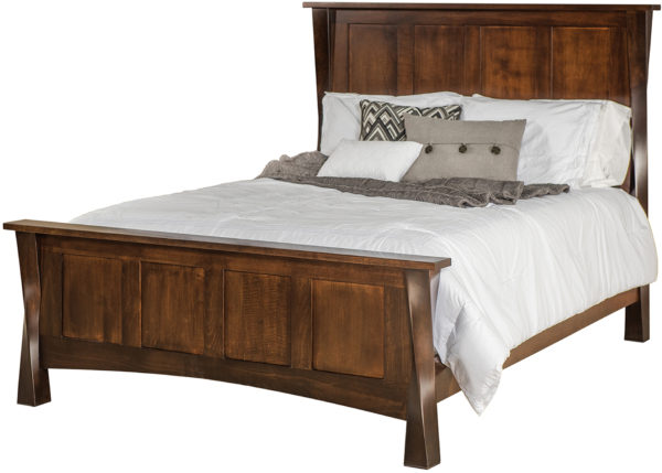 Amish Lexington Low Bed