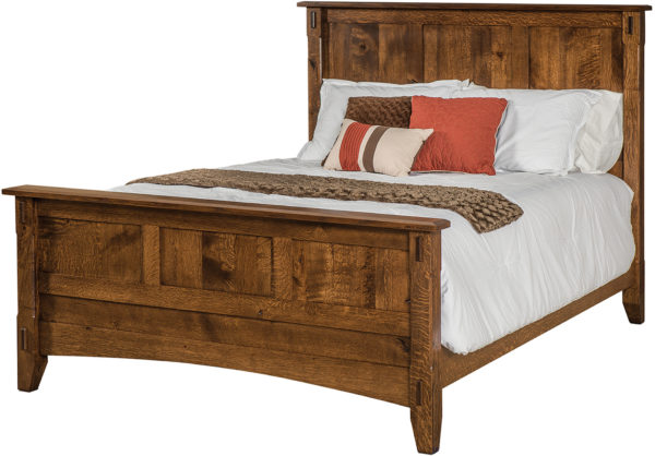 Amish Tacoma Bed
