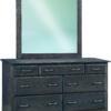 Amish Eckenridge 7 Drawer Dresser