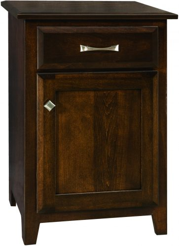 Amish Eckenridge Narrow Nightstand