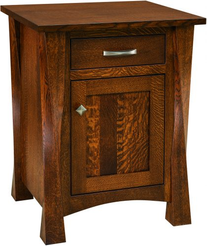 Amish Lexington Small Nightstand