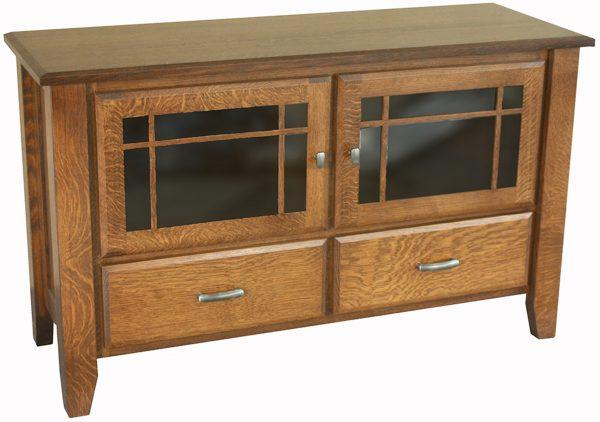 Amish Ashton Medium Plasma TV Stand