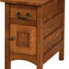 Amish One Door Granny Mission End Table