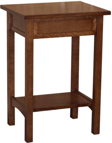 Amish Granny Mission Phone Table