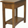 Amish 12 Inch Granny Mission End Table
