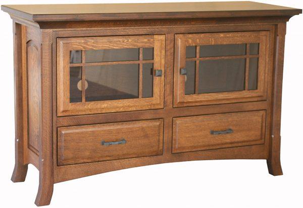 Amish Homestead Medium Plasma TV Cabinet