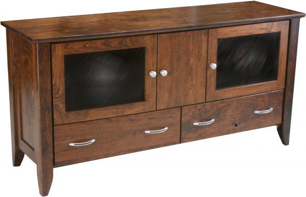 Amish Jaymont Plasma TV Cabinet