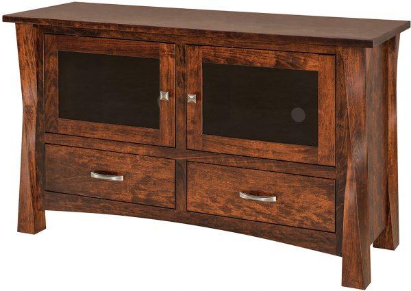 Amish Medium Lexington Plasma TV Cabinet