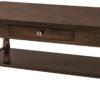 Amish Lexington 1 Drawer Coffee Table